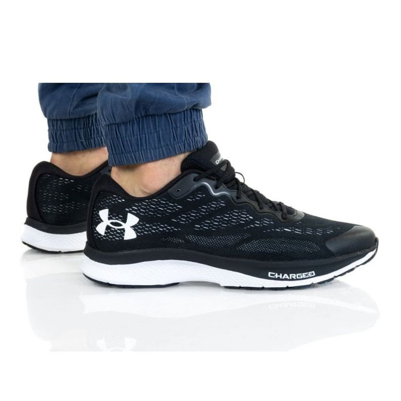 Buty Under Armour Charged Bandit 6 M 3023019-001 czarne