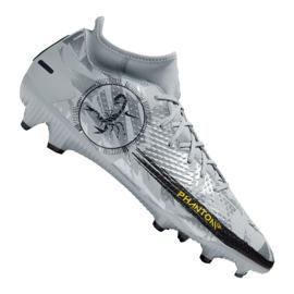 Buty piłkarskie Nike Phantom Gt Academy Df Se Mg M DA2266-001 wielokolorowe szare