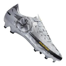 Buty piłkarskie Nike Phantom Gt Academy Se Mg M DA2267-001 szare wielokolorowe