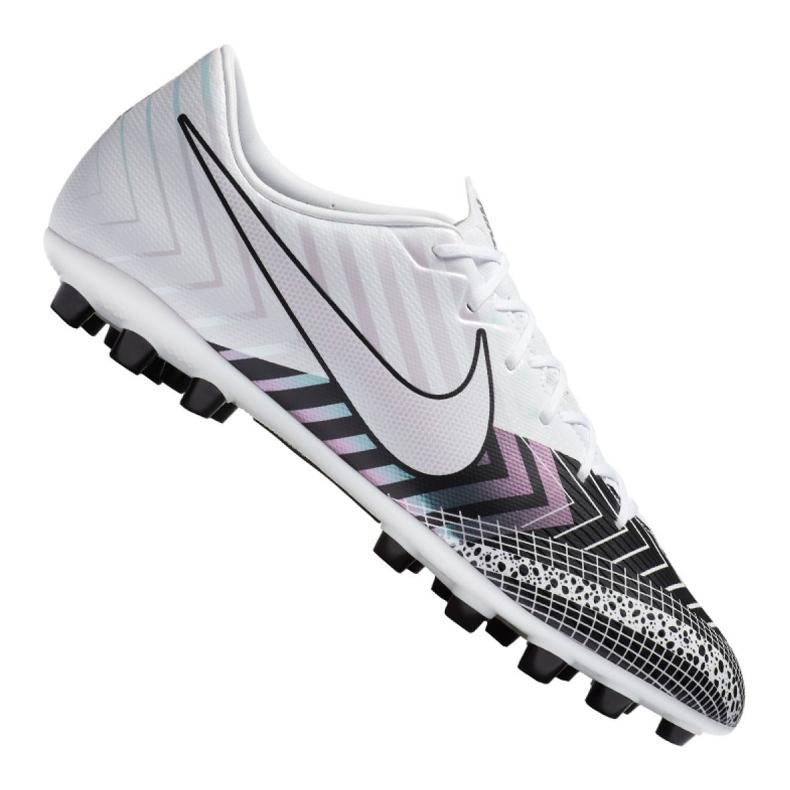 Buty piłkarskie Nike Vapor 13 Academy Mds Ag M CJ1291-110 białe wielokolorowe