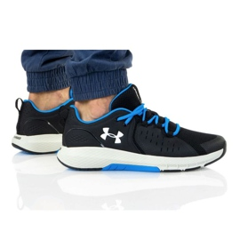 Buty Under Armour Charged Commit Tr 2 M (3022027-004 czarne