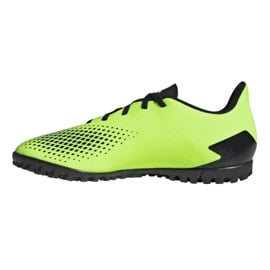Buty piłkarskie adidas Predator 20.4 Tf M EH3002 wielokolorowe zielone