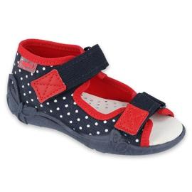 Befado obuwie dziecięce  342P028