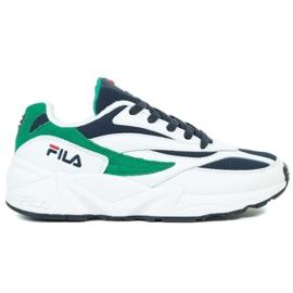 Buty Fila V94M Low W 101291-00Q białe zielone