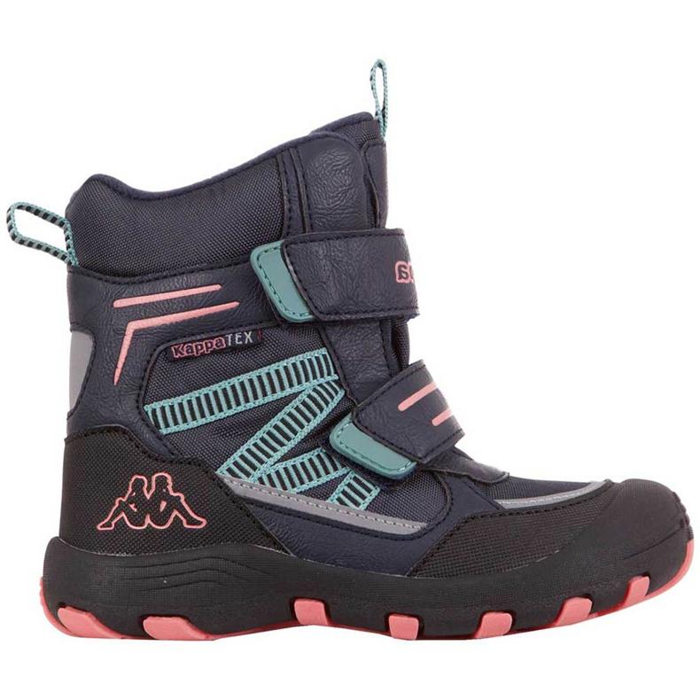 Buty dla dzieci Kappa Blackpool Tex granatowe 260805K 6722