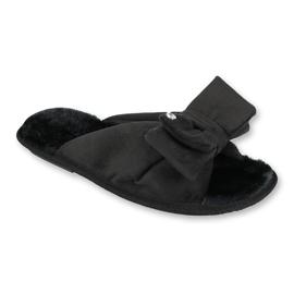 Befado Inblu obuwie damskie  155D110 czarne
