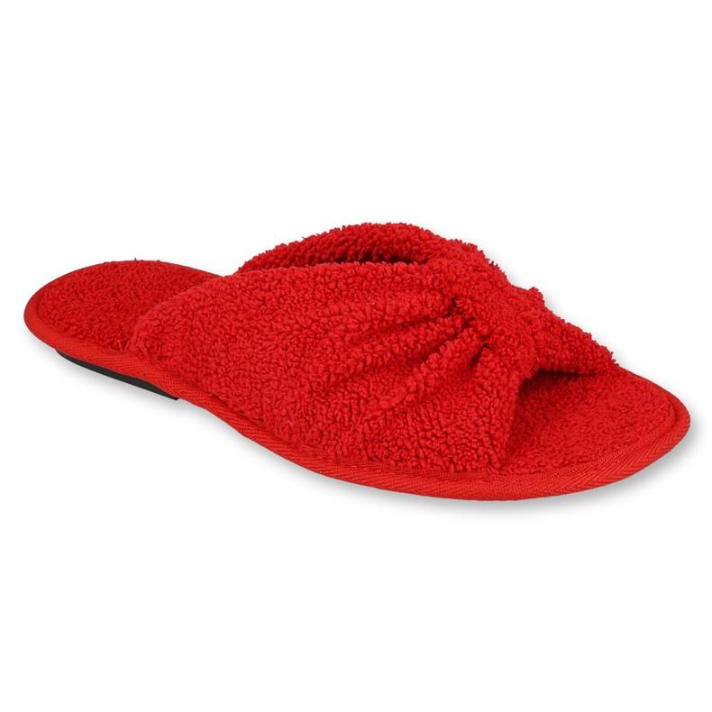 Befado Inblu obuwie damskie  155D100 czerwone