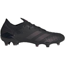 Buty piłkarskie adidas Predator Mutator 20.1 L Fg EH2884 czarne czarne