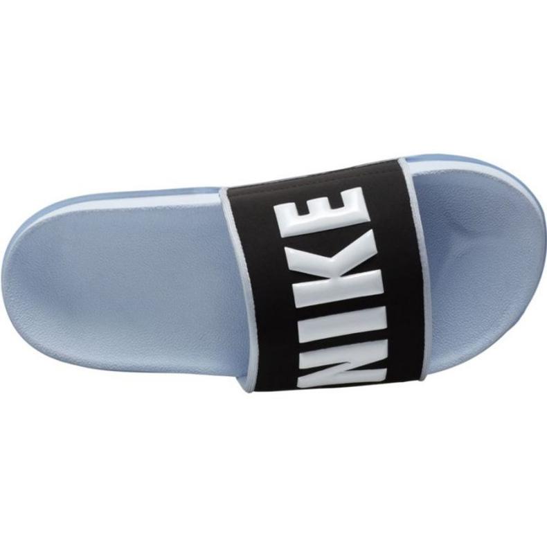 Klapki Nike Offcourt W BQ4632 007 białe czarne