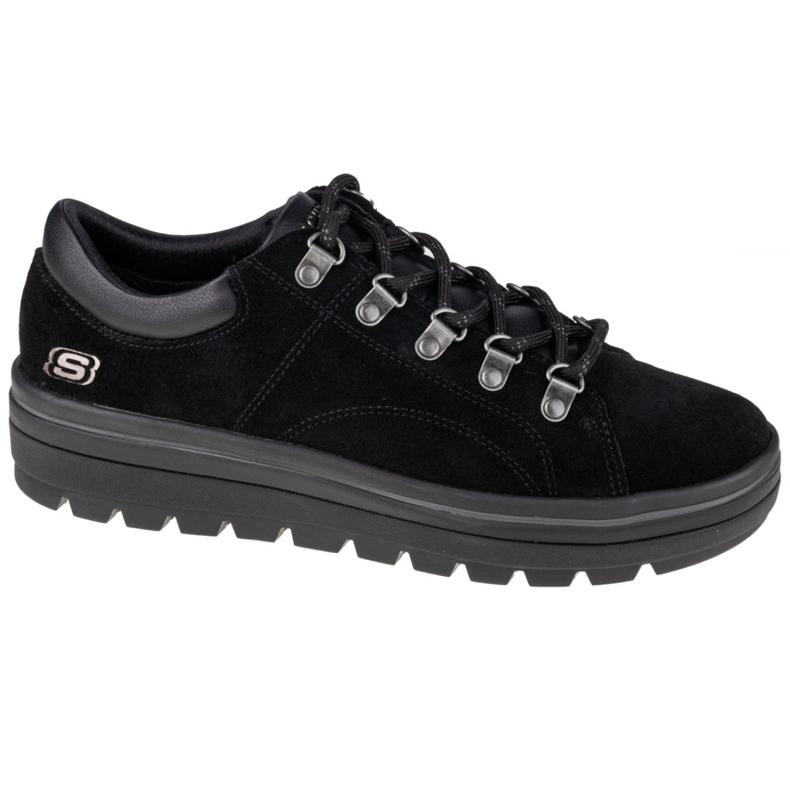 Buty Skechers Street Cleats 2 Fashion Trail W 74107-BBK czarne