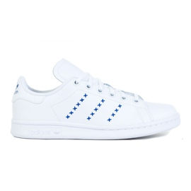 Buty adidas Stan Smith Jr EG6496 białe czarne