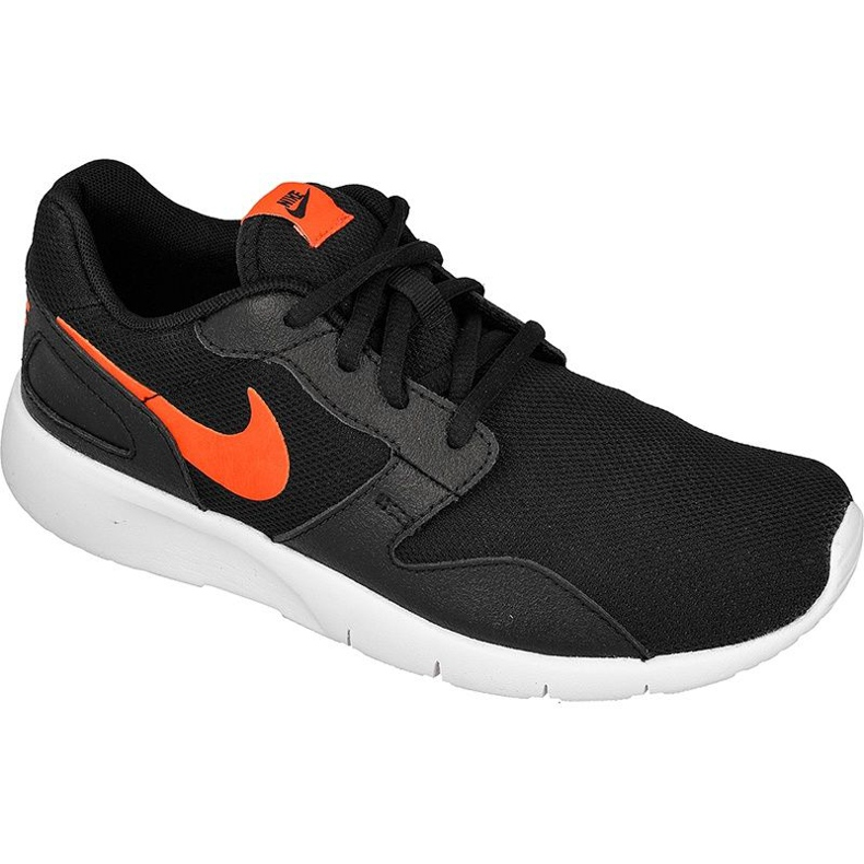 Buty Nike Sportswear Kaishi Jr 705489-009 białe czarne