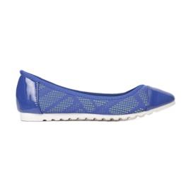Vices 5061-13 D Blue 36 41 niebieskie