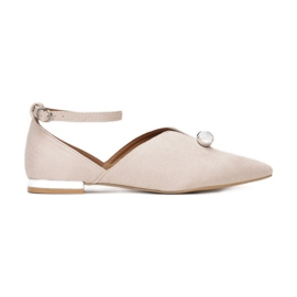 Vices 9240-14 Beige 36/41 beżowy