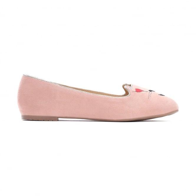 Vices 9055-20 Pink 36 41 różowe