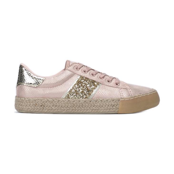 Vices 8392-20 Pink 36 41 różowe