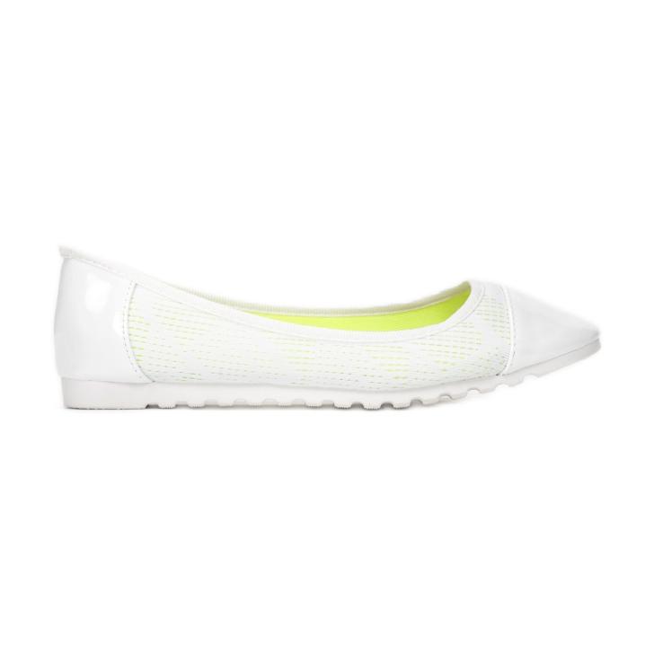 Vices 5061-41 White 36 41 białe zielone
