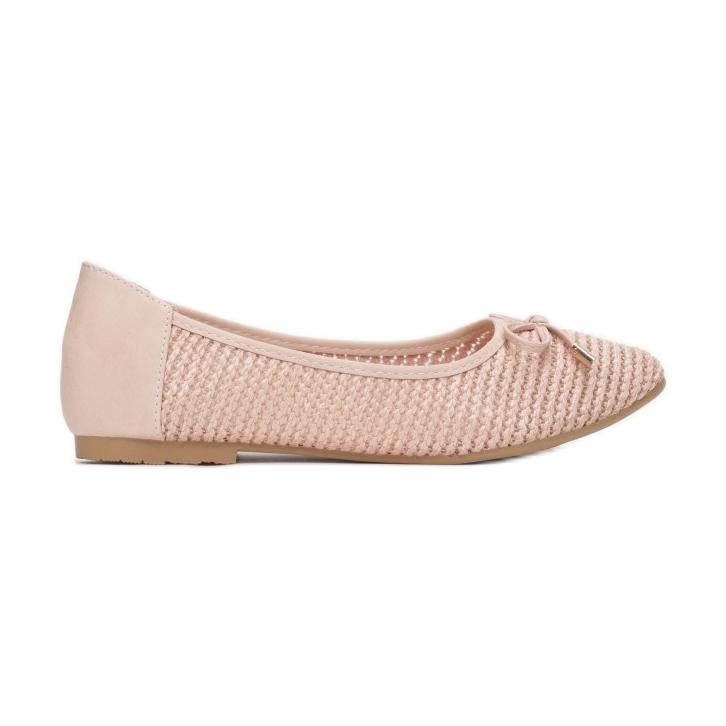 Vices 3349-45-pink różowe
