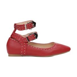 Vices 6208-19 Red 36 41 czerwone