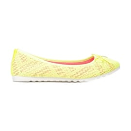 Vices 5062-26 Yellow 36 41 żółte