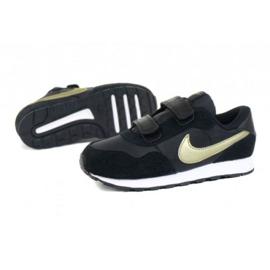 Buty Nike Md Valiant Tdv Jr CN8560-009 czarne