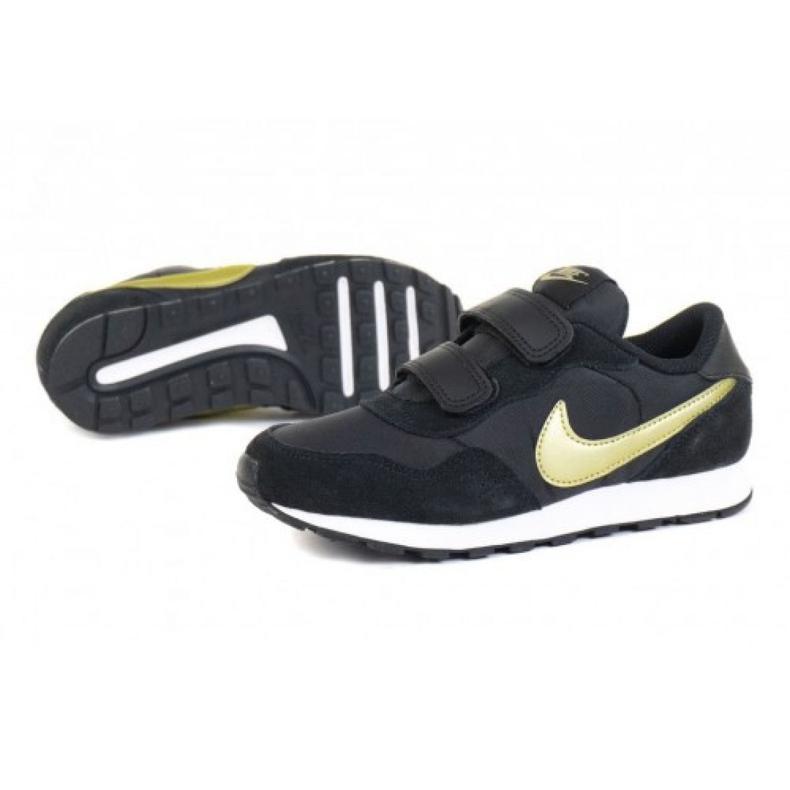 Buty Nike Md Valiant Psv Jr CN8559-009 czarne