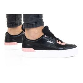 Buty Puma Crina Lift W 373031 05 czarne różowe