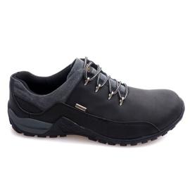 Trapery Trekkingowe HLD925 Czarny czarne