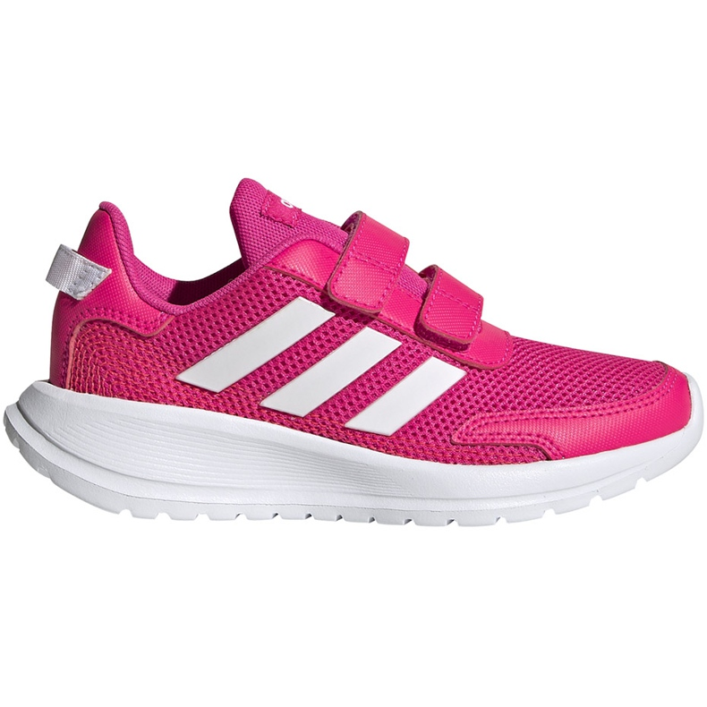 Buty dla dzieci adidas Tensaur Run C różowe EG4145