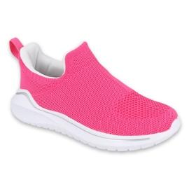 Befado obuwie dziecięce  516X078 różowe