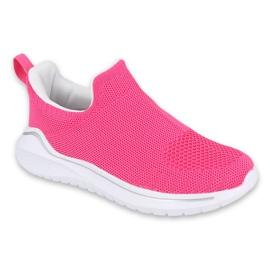 Befado obuwie młodzieżowe  516Q078 różowe