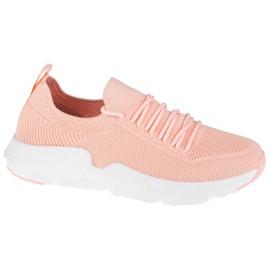 Buty Big Star Shoes W DD274577 różowe