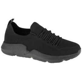 Buty Big Star Shoes W DD274579 czarne