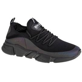 Buty Big Star Shoes W FF274A053 białe czarne