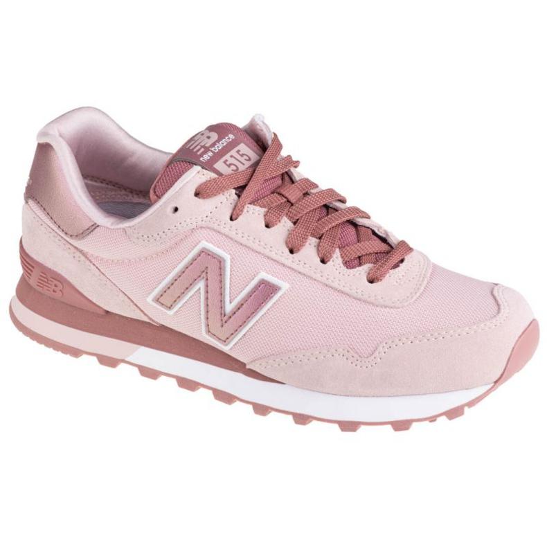 Buty New Balance W WL515CSC różowe
