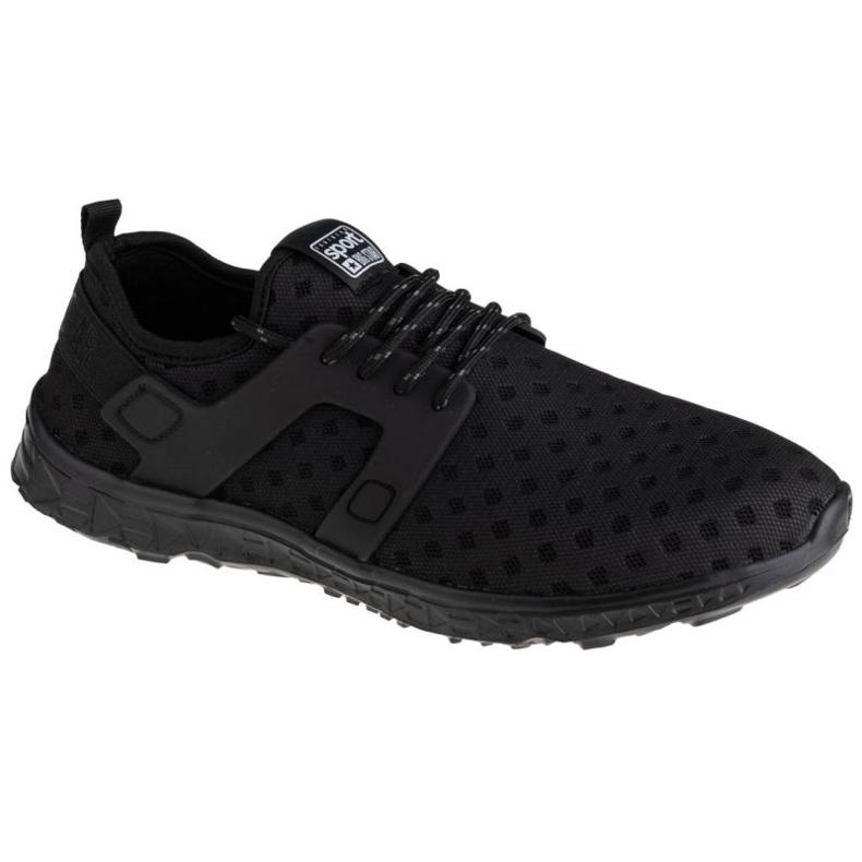 Buty Big Star Shoes M DD174130 czarne