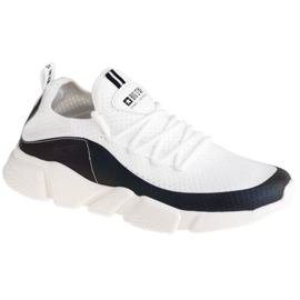 Buty Big Star Shoes W FF274A052 białe