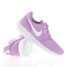 Buty Nike Rosherun W 599729-503 fioletowe