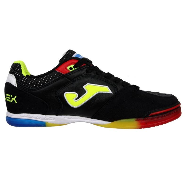 Buty piłkarskie Joma Top Flex M TOPS.2101.IN czarne czarne