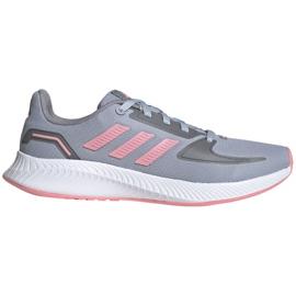 Buty adidas Runfalcon 2.0 K FY9497 czarne