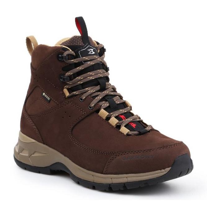 Buty trekkingowe Garmont Trail Beast Mid Gtx Wms W 481208-615 brązowe czarne