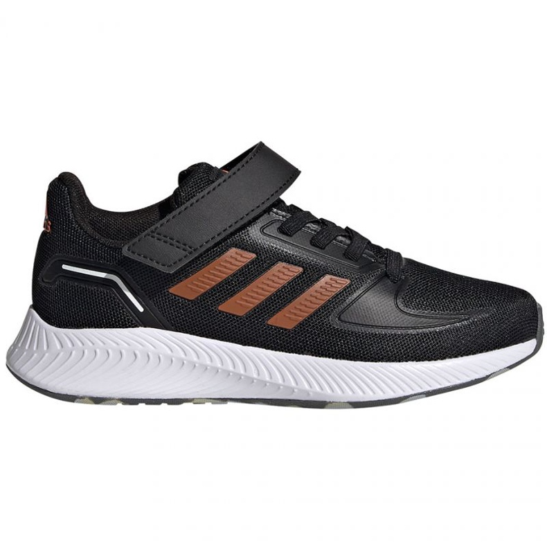 Buty adidas Runfalcon 2.0 Jr FZ0116 czarne