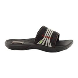 Klapki buty dziecięce na basen Rider 80341 czarne