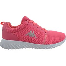 Buty damskie Kappa Ces różowe 242685 7210 niebieskie