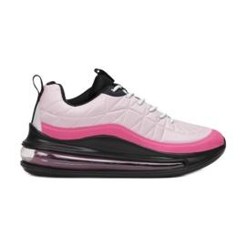 Vices B893-45-pink czarne różowe