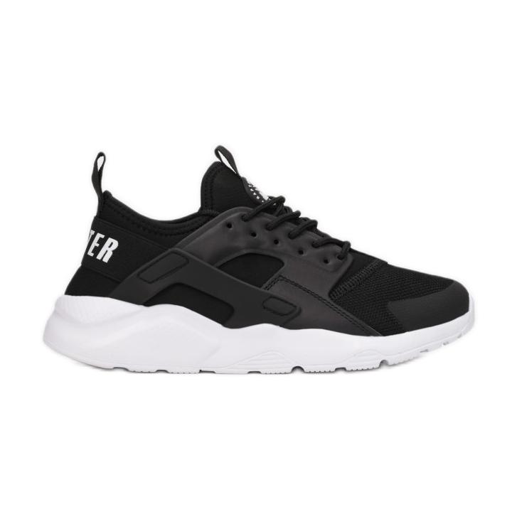 Vices B897-1A-98-black/white czarne