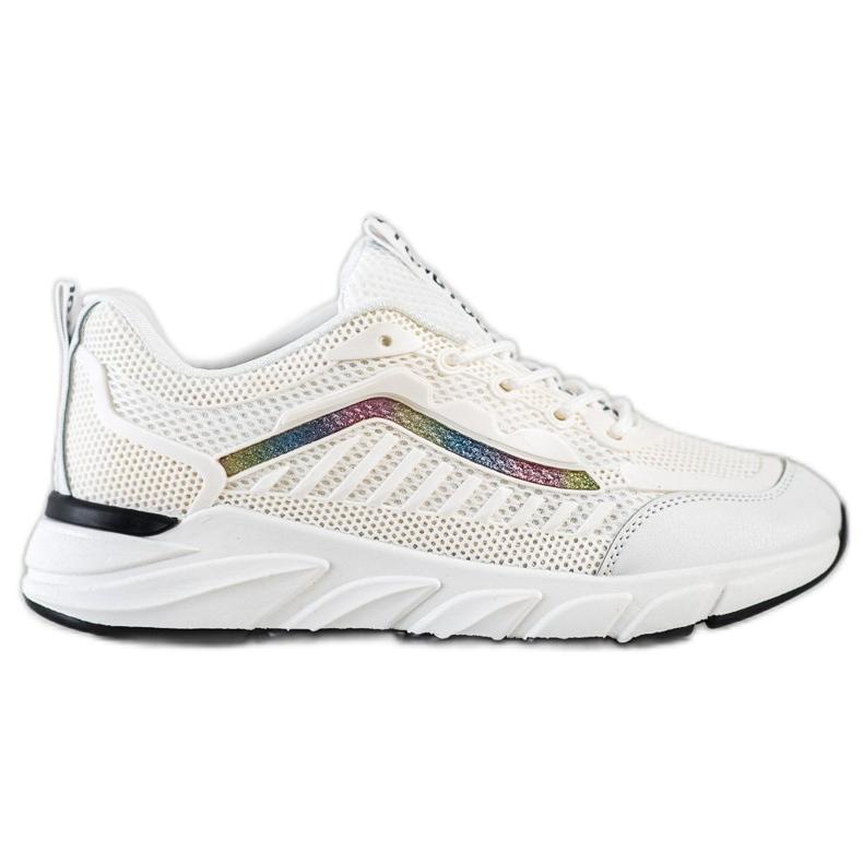 SHELOVET Klasyczne Sneakersy beżowy