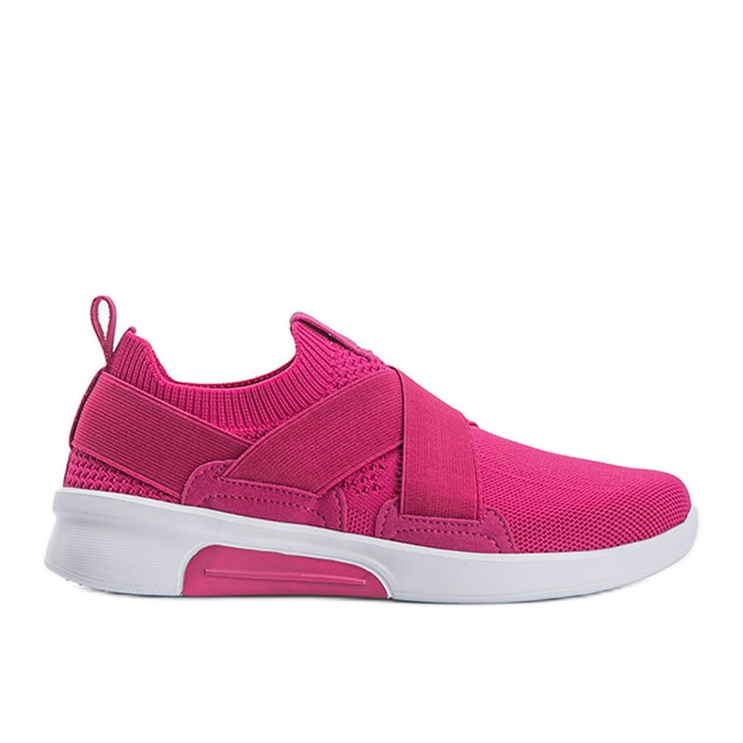 Big Star różowe sneakersy Alisha