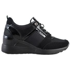 Stylowe Sneakersy VINCEZA czarne