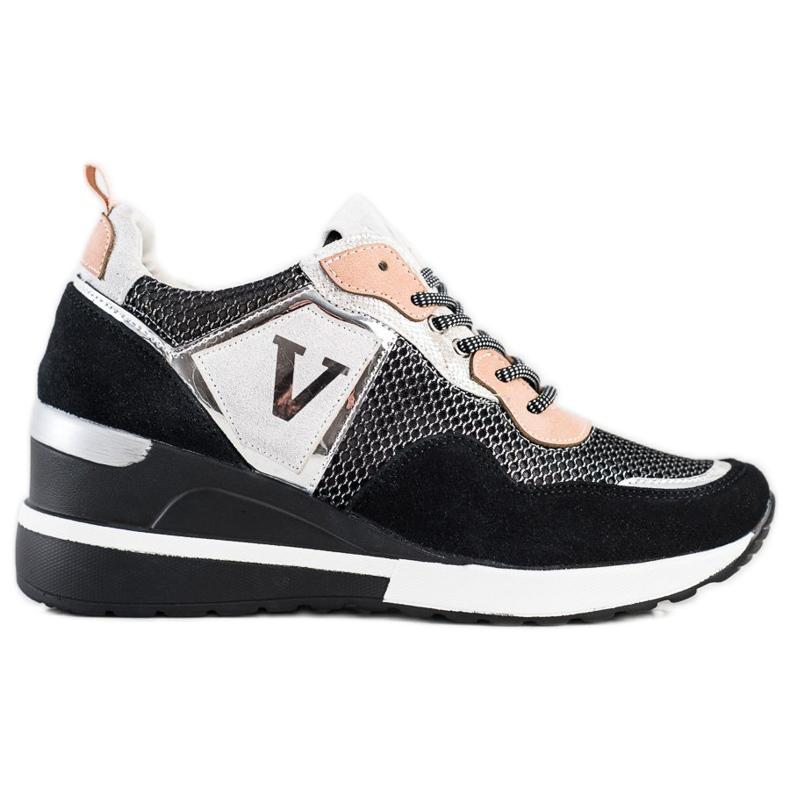 Kolorowe Sneakersy VINCEZA wielokolorowe